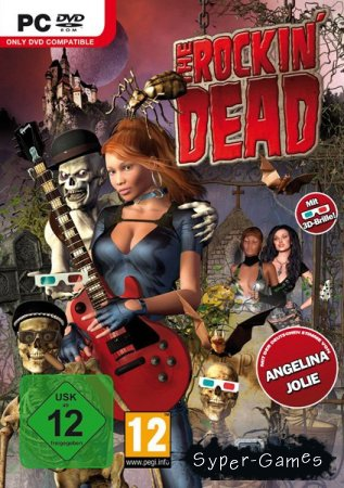���-����� 3D / The Rockin� Dead (2012/Rus/Eng/Repack by Dumu4)