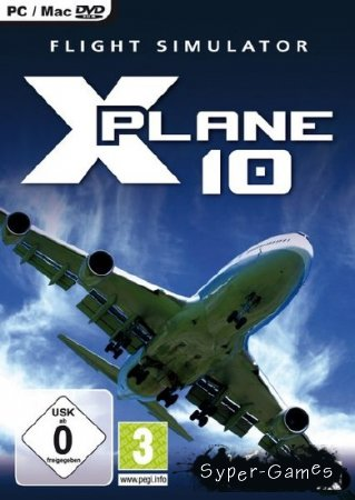 X-Plane 10 Global Edition (2011/ENG/MULTI6)