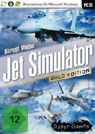 Jet Simulator Золотое Издание (2012/PC/ENG)