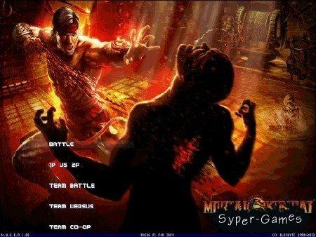 M.U.G.E.N Mortal Kombat Revolution v3.0 / Смертельная битва Революция (2012/ENG/Р)