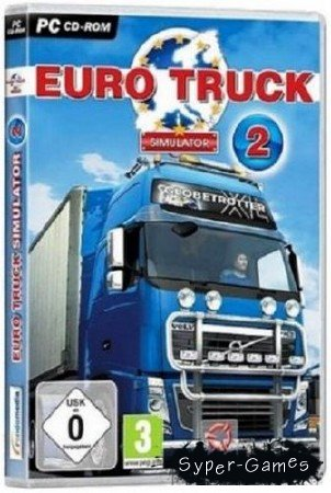 Euro Truck Simulator 2 / Симулятор грузовика 2 (2012/Eng)