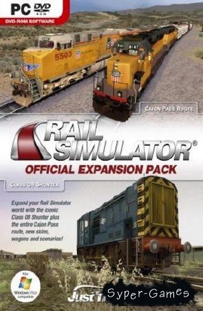 Rail Simulator Official Expansion (2008/RUS/ENG/L)