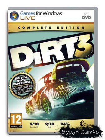 DiRT 3 Complete Edition (2012/PC/RUS/ENG)