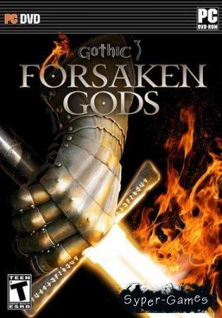 Gothic 3. Forsaken Gods - Enhanced Edition v2.0.17 (2008/RUS/Repack от R.G. Catalyst)