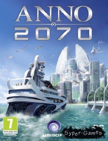 Anno 2070 v1.03.6860 (2011/RUS/RePack от R.G. BoxPack)