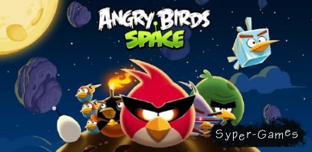 Angry Birds Space v1.0.0 (Arcade/ENG/Android)
